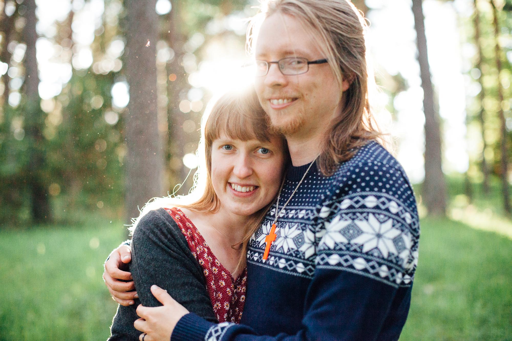 Sarah och Micael Grenholm, pastorer i Mosaik
